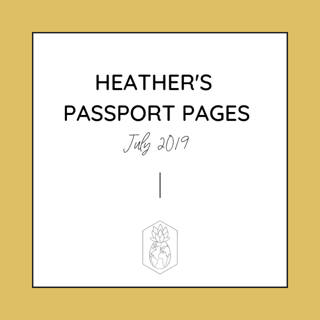 HCTC Passport Pages July 2019