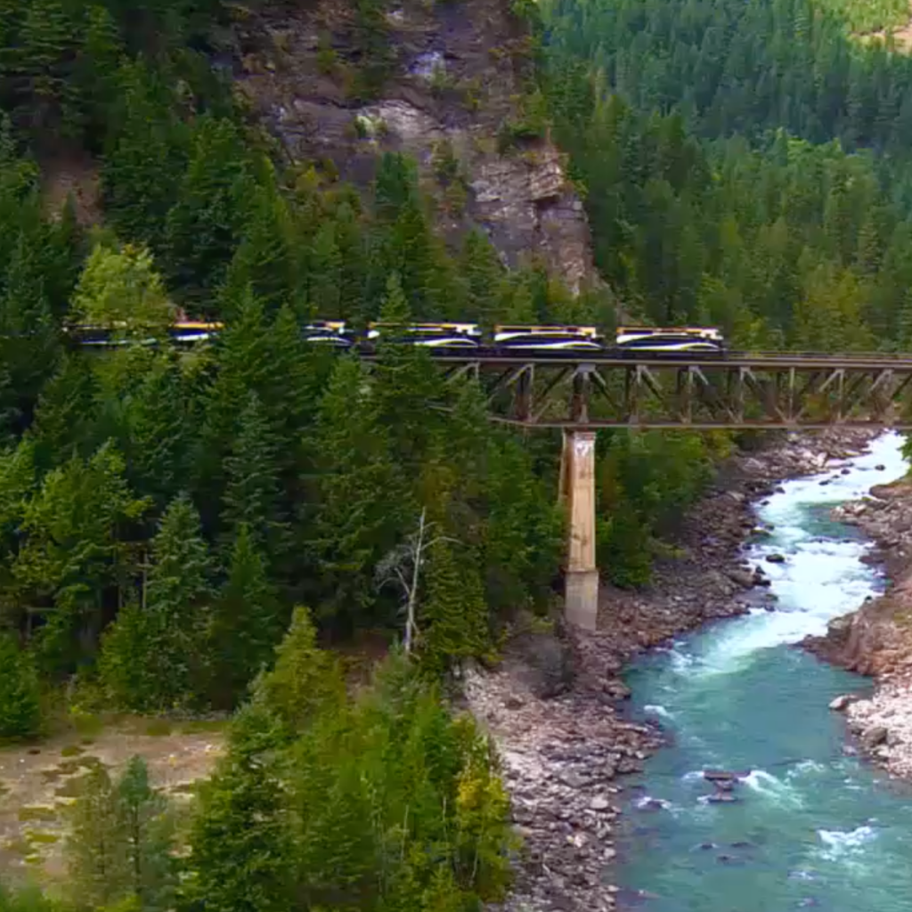 HCTC Recently Booked Rocky Mountaineer