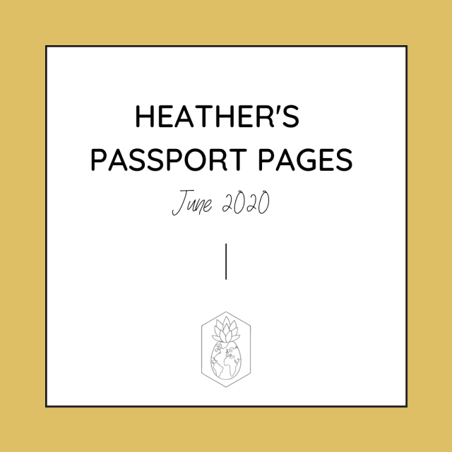 HCTC Passport Pages June Updates