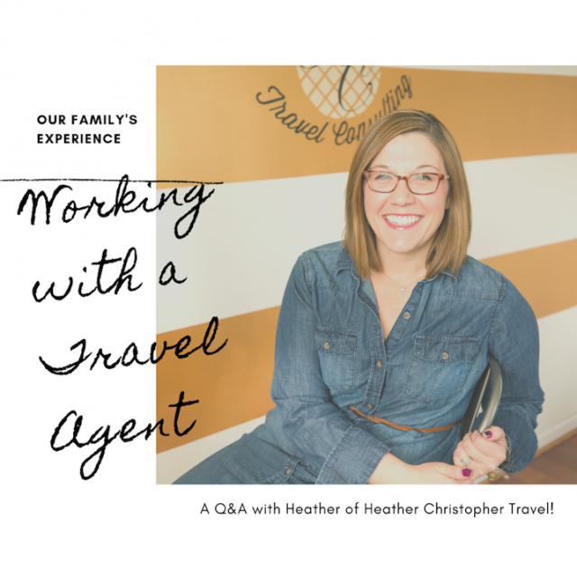 Espresso and Cream Feature - Working with a Travel Agent